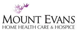 Mount Evans Home Health Care and Hospice logo