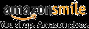 Text logo for the Amazon Smile program