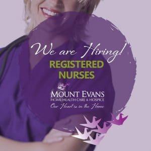Now Hiring Registered Nurses