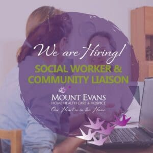 Now Hiring Social Worker Liason