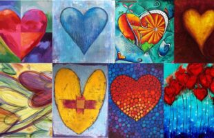 Healing Hearts Art Project