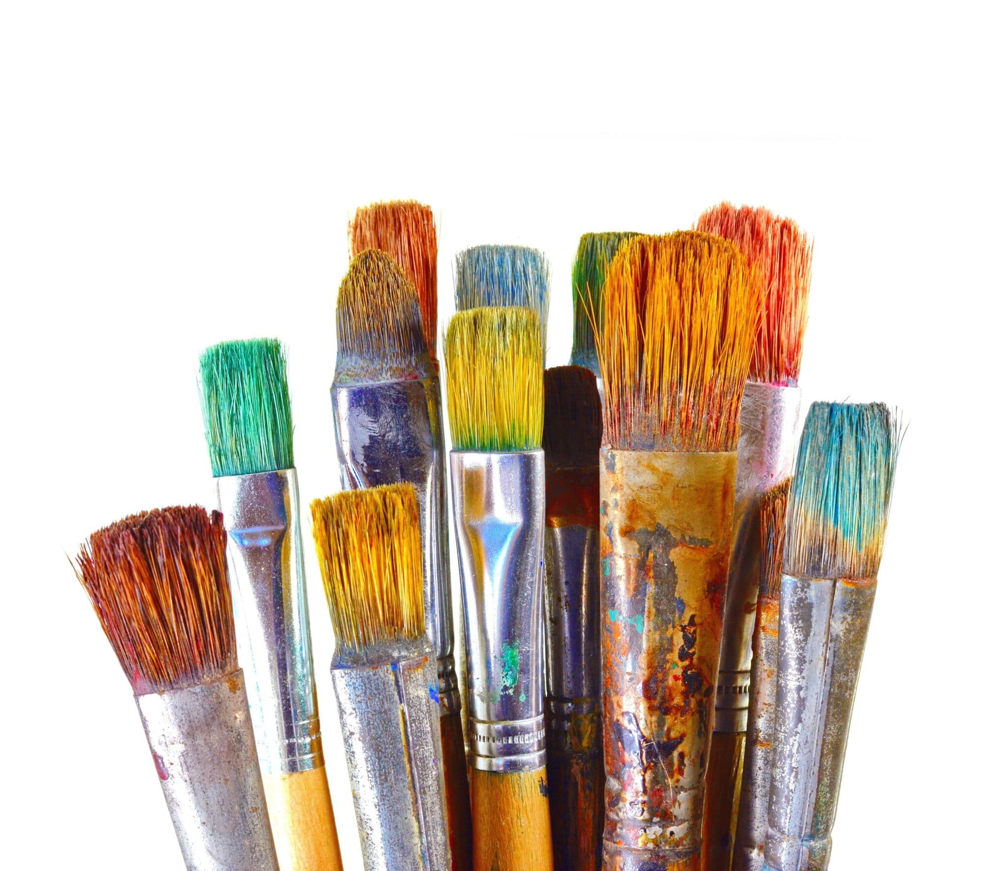 Paintbrushes for Healing Heasrt He