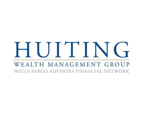 Huiting Wealth Management Group sponsor logo