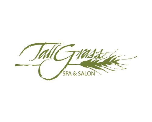 Tall Grass Spa & Salon sponsor logo