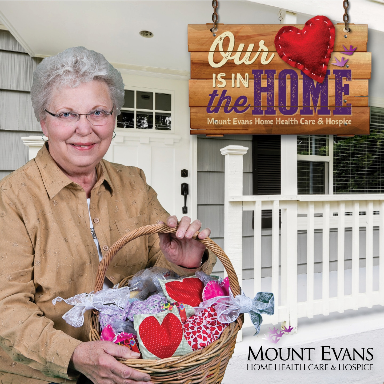 Karen Schutt, RN Volunteer - Our Heart is in the Home