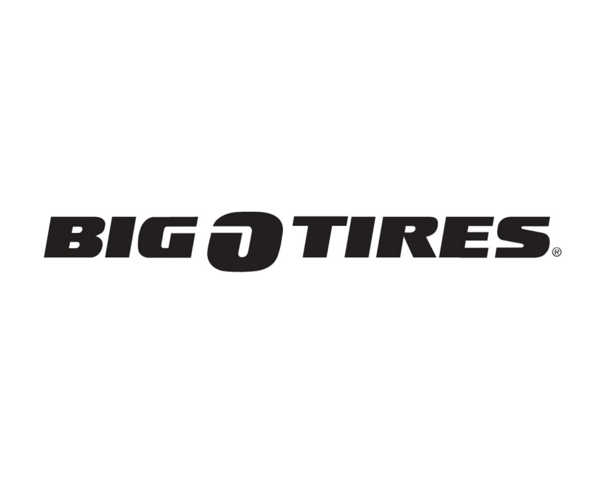 Big O Tires sponsor logo