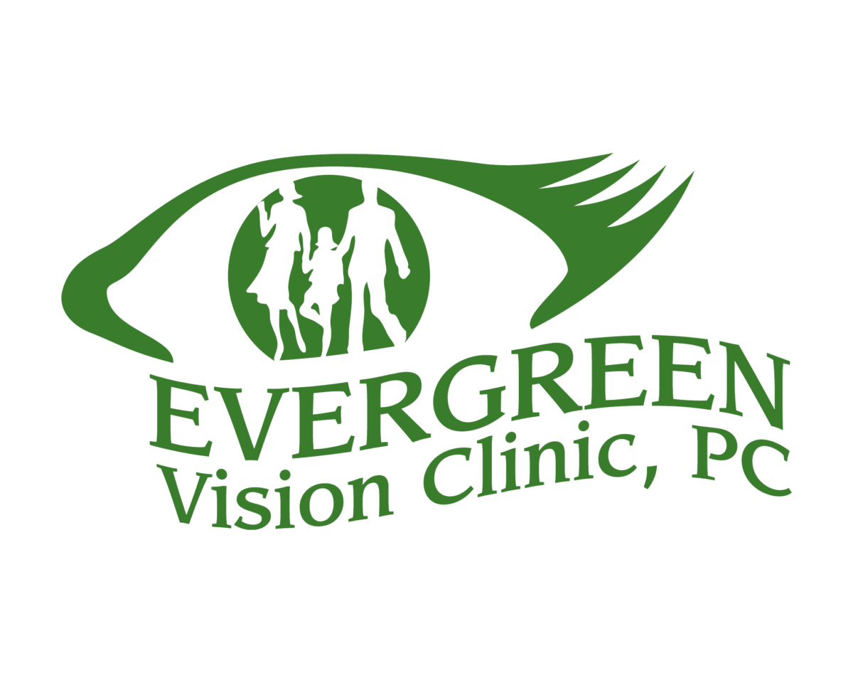 Evergreen Vision Clinic sponsor logo