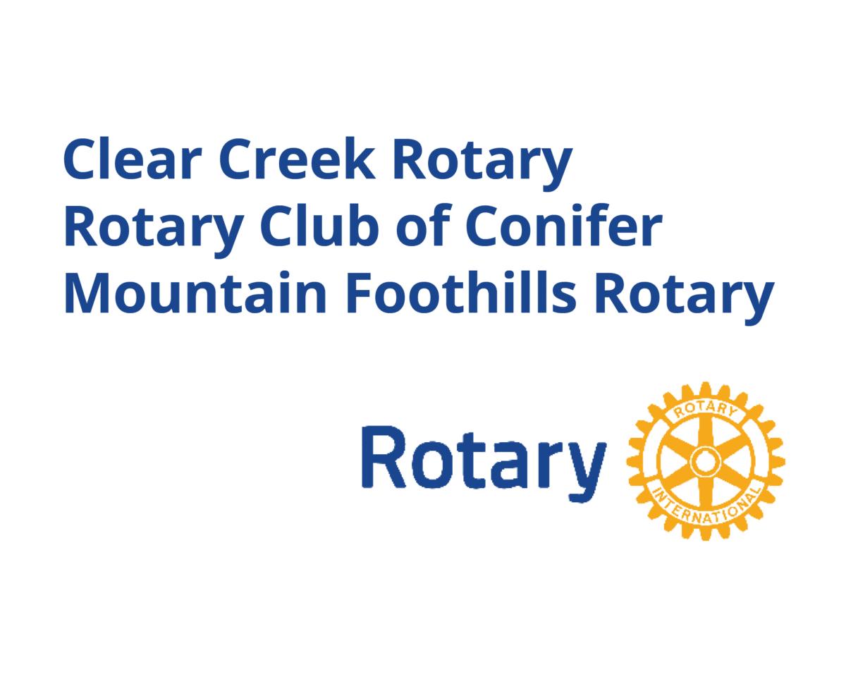 Rotary sponsor logo