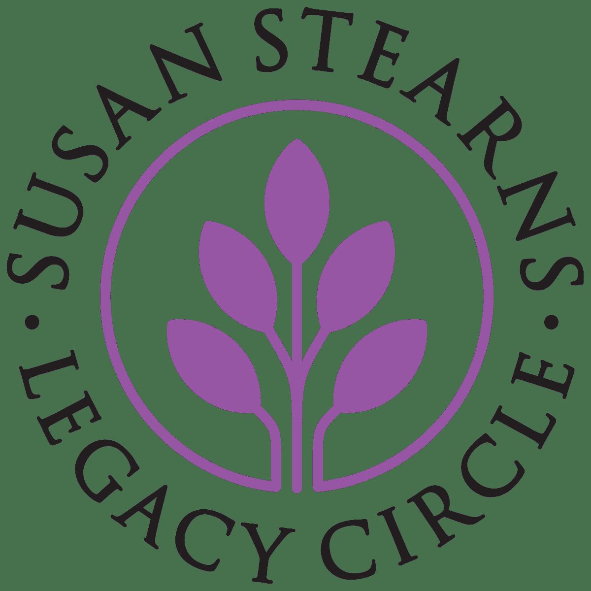Susan Stearns Legacy Circle logo