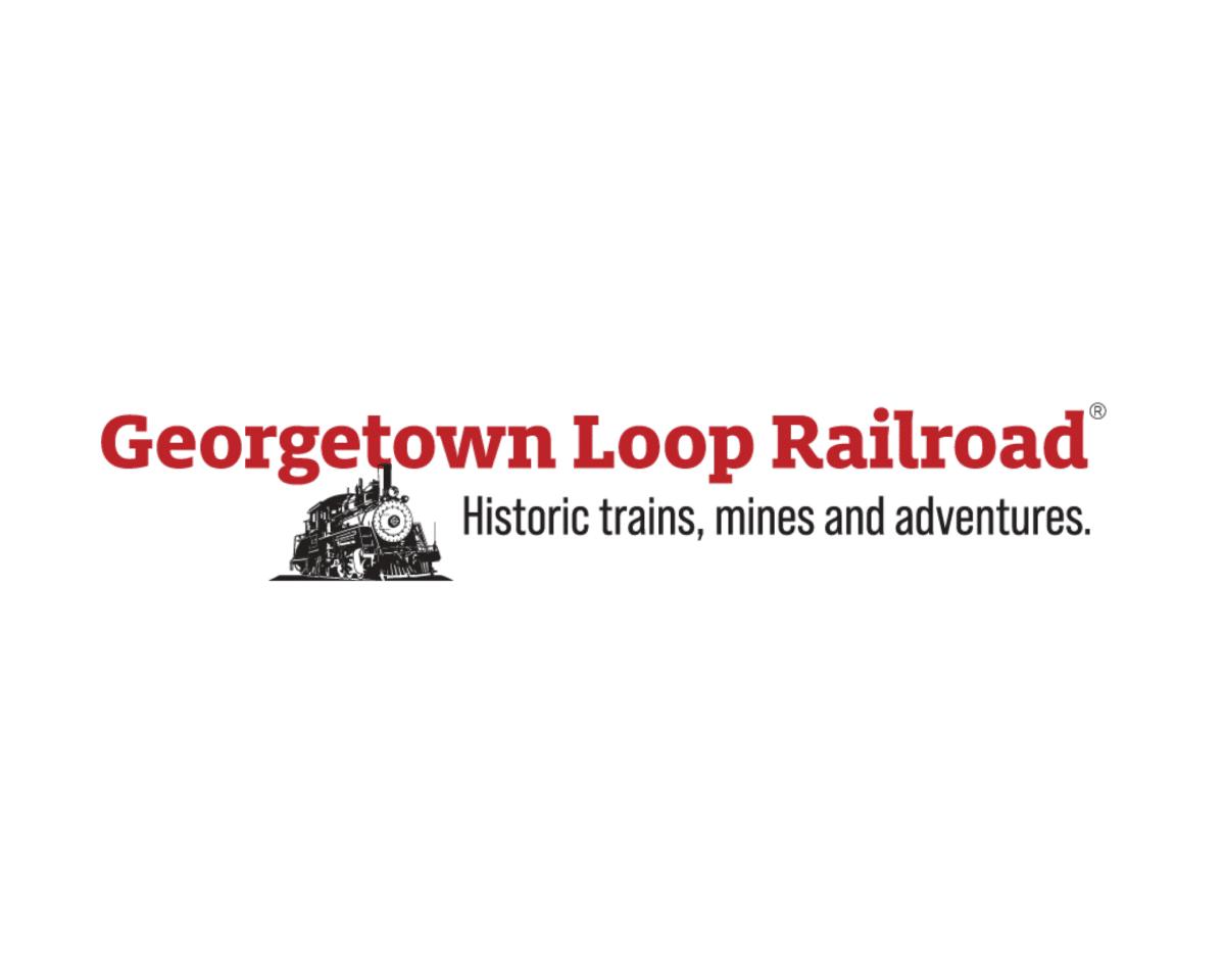 Georgetown Loop Railroad sponsor logo