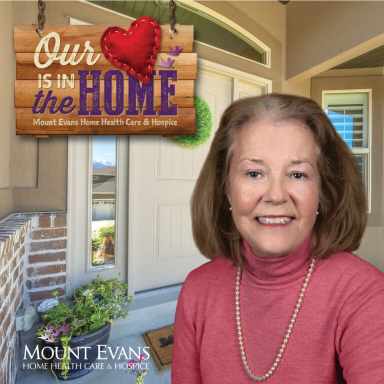 Betsy Slager, Volunteer - Our Heart is in the Home