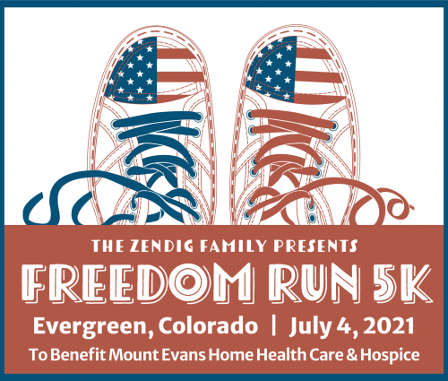 Freedom Run - Mount Evans Home Health Care and Hospice